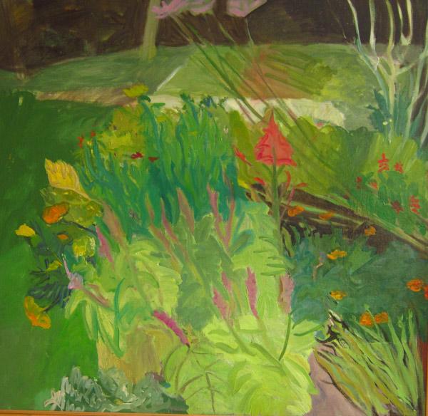 Carol S Garden: Piermont Flywheel Gallery